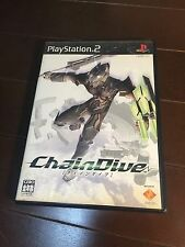 CHAIN DIVE  SONY PLAYSTION 2 PS2 JAPAN