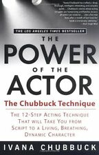 The Power of the Actor by Ivana Chubbuck, (Paperback), Gotham , New, Free Shippi