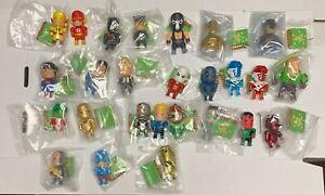 26 Scribblenauts Gold Batman,Wonder Woman,Cyborg,Lex Luthor,Flash,Superman Lot