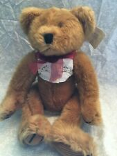 teddy bear Bears from the Past Russ. Soft cuddly floppy. Excellent condition.
