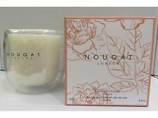 NOUGAT LONDON SCENTED SOY CANDLE  IN PEONY 160 G