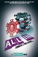 All In, Paperback by Barnes, Jennifer Lynn, Brand New, Free shipping in the US