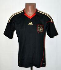 GERMANY 2010/2011 AWAY FOOTBALL SHIRT JERSEY ADIDAS SIZE S ADULT