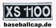 Patch Aufnäher Nr.4   XS 1100   Colour Aufnäher Patches Embleme