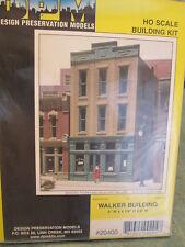 DPM HO #20400 Walker Building - Woodland Scenics DPM Landmark Structures(R)