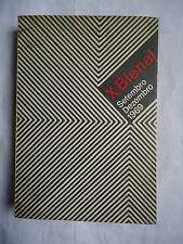catalogo X BIENAL de Sao Paulo, setembro dezembro 1969