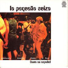 EP la PEQUEÑA SUIZA canta en español SPAIN ELEFANT 1999 montecarlo + 3 INDIE