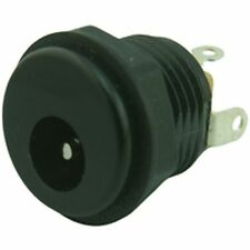 DC Power Single Hole Chassis Socket 2.5mm
