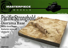 Pacific stronghold diorama base 1/35