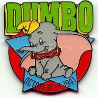 Disney DS Countdown to the Millennium Series #71 Dumbo Pin