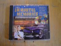 cd album immortal memories volume 3