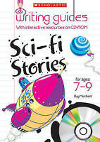 Sci-Fi Stories for Ages 7-9 (Writing Guides), Merchant, Guy, New condition, Book