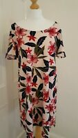 Mango dress size M.Tropical print Any Occasion Summer/Holiday/evening/party