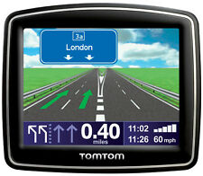 TomTom One IQ Rutas 3.5 Pulgadas Navegación Por Satélite GPS con mapas de Reino Unido e Irlanda