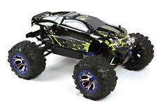 Custom Body Muddy Green for Traxxas 1/10 Summit Truck Car Shell Cover 1:10 Scale