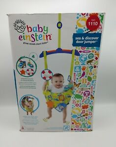 Baby Einstein Baby Door Jumper - Sea and Discover Activity Learning Center