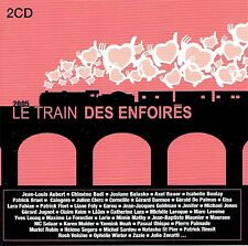 CD - LE TRAIN DES ENFOIRES - 2005