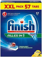 Finish Powerball Alles in 1 Citrus 57 Tabs XXL Pack