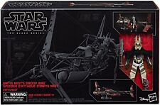 Star Wars The Black Series Enfys Nest & Enfys Nests Swoop Bike E0332
