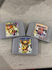 Mario Party 1,2,3 N64 Nintendo 64 PAL Version, Aussie Seller Free Postage