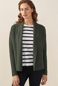 NWT Trenery Textured Cardigan - size S