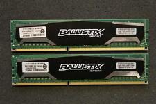 Crucial Ballistix Sport 16 GB (2x8GB) BLS8G3D1609DS1S00 DDR3 PC3-12800  #77724