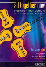 All Together Now: The King's Pipe Guitar Ensemble Lee Sollory  CM188