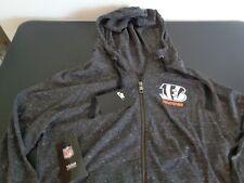 CINCINNATI BENGALS Football NIKE Women's MEDIUM Hoodie Sweatshirt NEW Free Ship