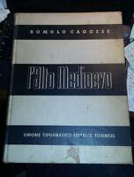 L'alto medioevo di Romolo caggese UTET 1937