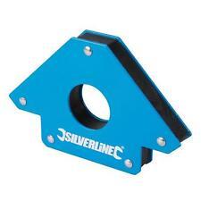 Silverline Magnete di Saldatura Squadra Magnetica da 125 mm