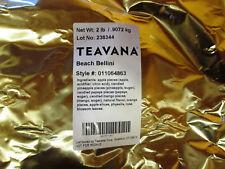 Beach Bellini Loose Leaf Tea, 2LB Sealed, Unopened Bag-Teavana