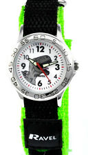 Ravel Childs Boys Kids Dinosaur Watch Fast Fit Adjustable Strap