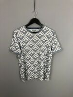 TED BAKER T-Shirt - Size 4 Large - Grey - Great Condition - Men's