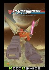 TRANSFORMERS VS GI JOE QUINTESSENTIAL COLLECTION HARDCOVER (420 Pages) Hardback