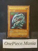 Yu-Gi-Oh!  Dragon Blanc Aux Yeux Bleus DDK-F001