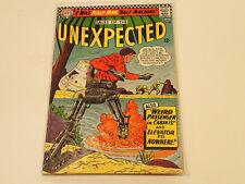 "TALES OF THE UNEXPECTED #98  Jan 1967  DC Comics VG ""Half Man, Half Machine"
