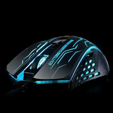 3200 Dpi Led Gaming Mice Optical 6D Usb Wired Ergonomic Game Mouse For Pc Laptop