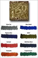 Diamine Fountain Pen Ink Cartridges (20 PACK) - 150th Anniversary Collection