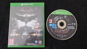 XBOX ONE : BATMAN : ARKHAM KNIGHT - Completo, ITA !