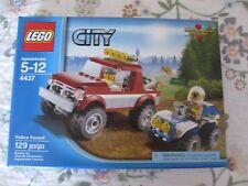 NEW CITY LEGO SET 4437 POLICE PURSUIT