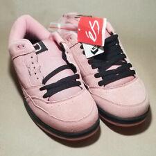 Vintage eS Eric Koston K7 Pink Suede Skate Shoes Size 10 US