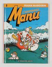 BD occasion Manu L'abominable Manu