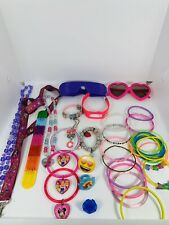 Little Girls Fun Pretend Play Jewelry Lot Some Disney/Justice