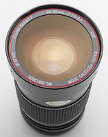 Vivitar Series 1 Macro Focusing 28-90mm 28-90 mm 1:2.8-3.5 2.8-3.5 VMC Canon FD