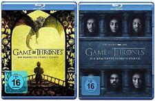 Game of Thrones Staffel 5+6 Blu-ray Set NEU OVP