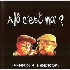 Jannin + Liberski Allô c'est moi? (1996) [CD]