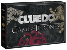 Winning Moves WIN10951 - Cluedo Game of Thrones Collectors Edition, Brettspiel..