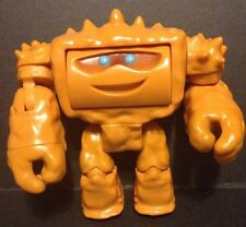 "Toy Story 3 Chunk Action Figure 5"" Two Face Orange Muscular Rock Monster Disney"