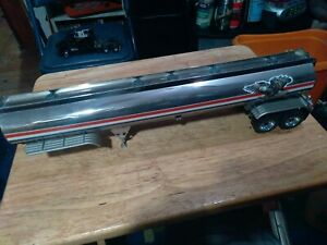 """Franklin mint The Ultimate Tanker Trailer """"Eagle"""" 1/32 Scale B11WT96 See Pics!!"""