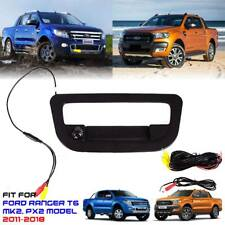 BACK CAMERA WITH TAILGATE COVER DOOR HANDLE FOR FORD RANGER T6 MK2 PX2 2011-2018